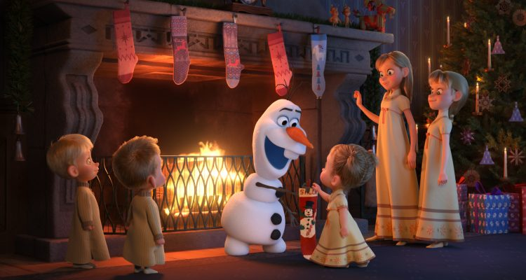 Olaf's Frozen Adventure Review & 10 Fun Facts - Theresa's Reviews