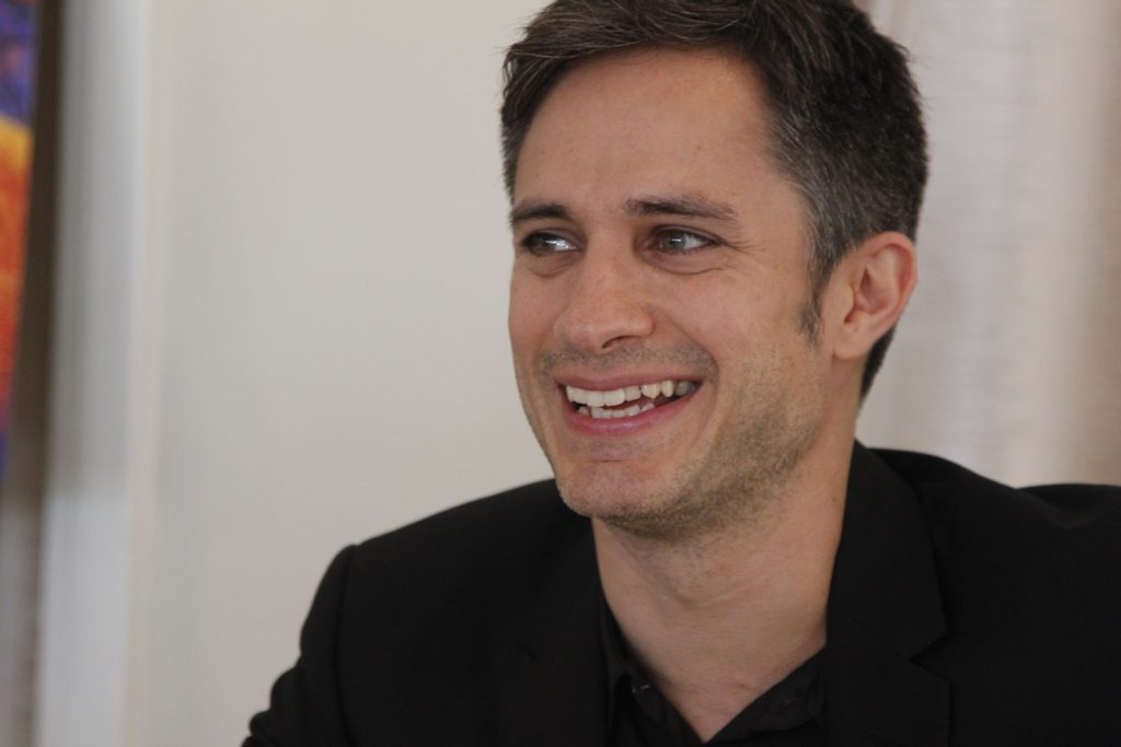 """Gael Garcia Bernal says, """"I thinkthe notion of seizing the moment has been one of the most damaging aspects of western society. It has made us burn the forests that we have in front of us. It has made us live the now as if there was no tomorrow."""" Photo credit mamalatinatips.com"""