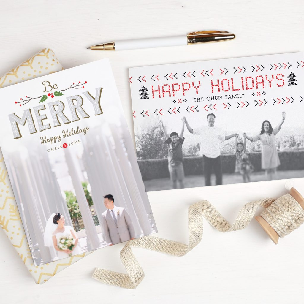 Basic Invite makes choosing your Christmas party invitations simple and enjoyable! - Theresa's Reviews