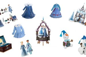 Theresa's Reviews - Olaf's Frozen Adventure Toys