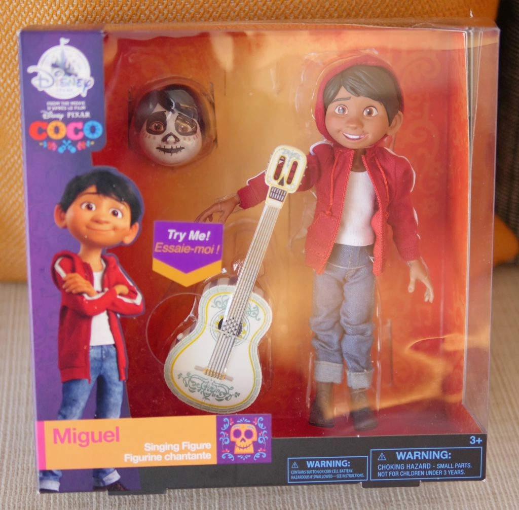 Coco Miguel Singing Figure - Theresa's Reviews - 10 Must-Have Disney Pixar Coco Toys#PixarCocoEvent