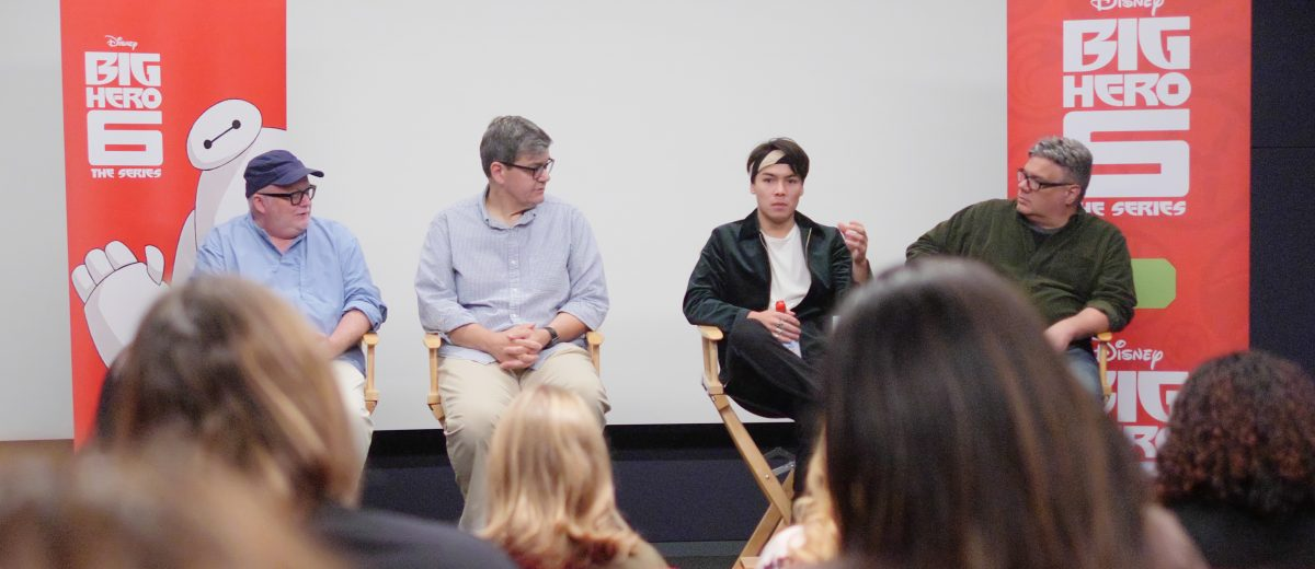 Today on Theresa's Reviews, I have an exclusive interview with actor Ryan Potter and executive producers Bob Schooley, Mark McCorkle, and Nick Filippi. Plus, check the end of the article for 5 fun facts!