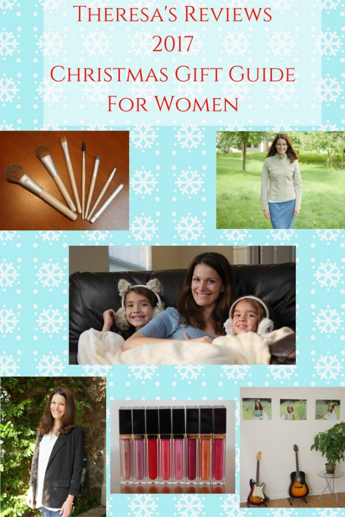 Theresa's Reviews 2017 Christmas Gift GuideFor Women