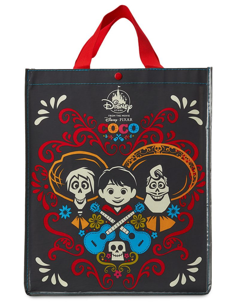 Coco Reusable Tote - Theresa's Reviews - 10 Must-Have Disney Pixar Coco Toys#PixarCocoEvent