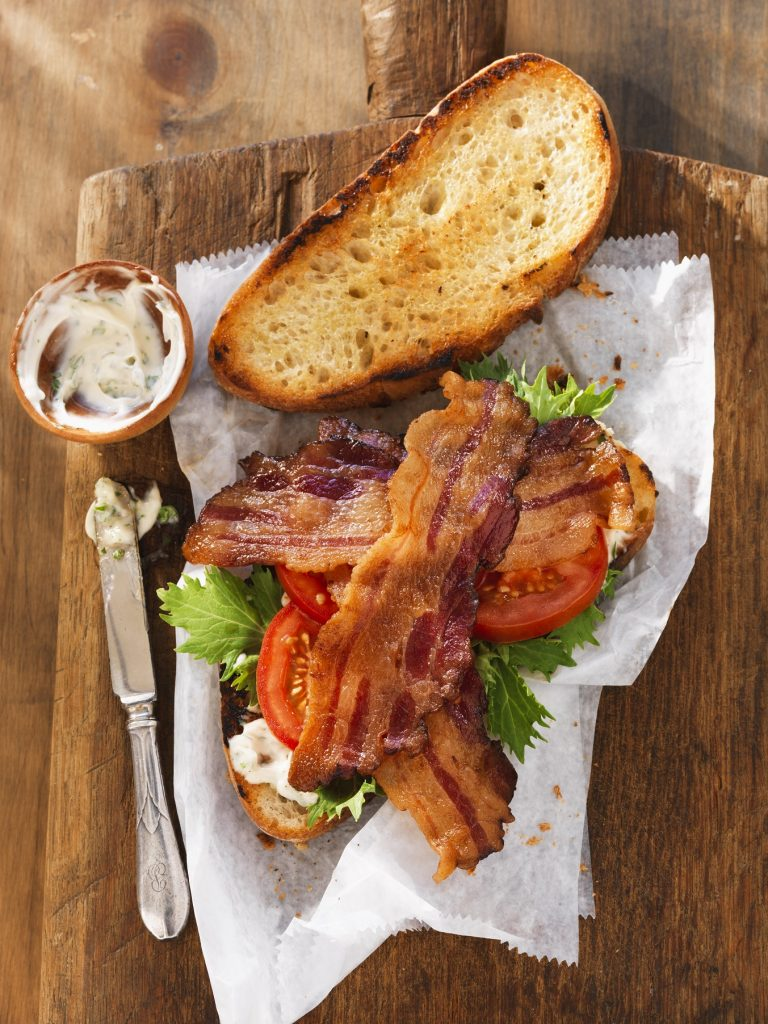 Theresa's Reviews 2017 Christmas Gift Guide For Men - Hickory Smoked Bacon is a new product from Allen Brothers.