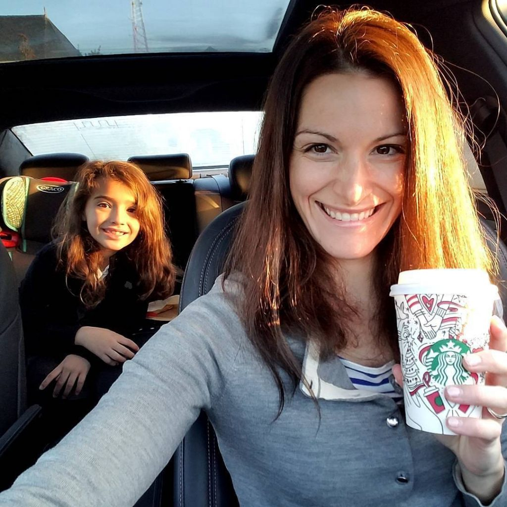 ad Starbucks  a luxury car  the perfect morninghellip