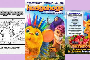 Hedgehogs movie Lionsgate 2017