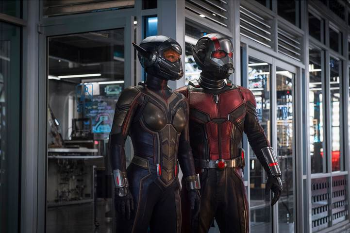 Ant-Man and the Wasp - Disney 2018 Movie Releases #AntManAndTheWasp