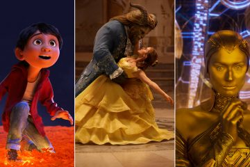 Disney Oscar's Awards Nominations