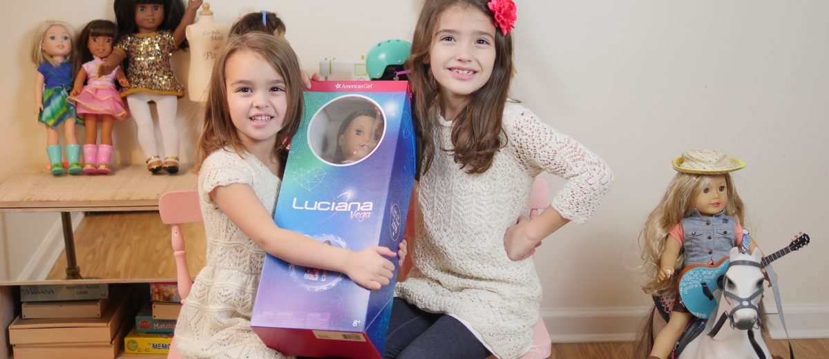 Theresa's Reviews Luciana Vega Unboxing & GIVEAWAY!