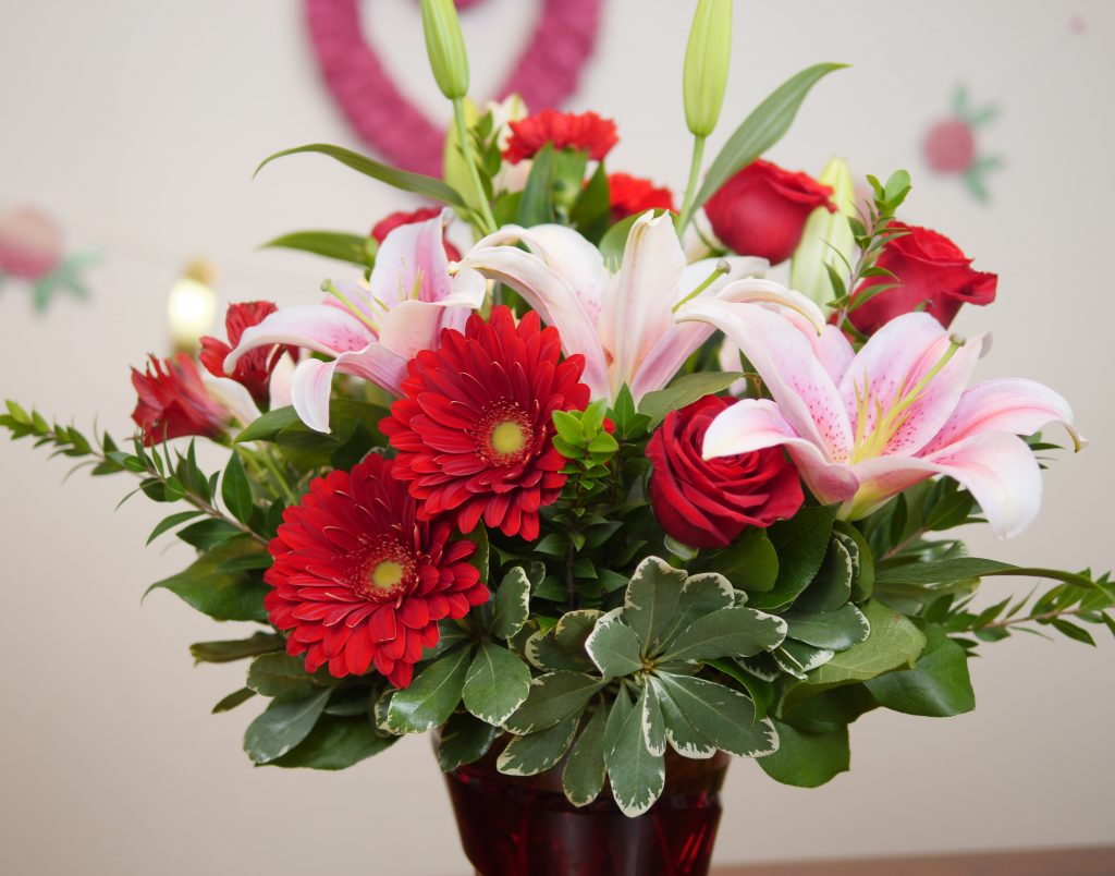 Theresa's Reviews - Teleflora Flower Delivery For Valentine's Day