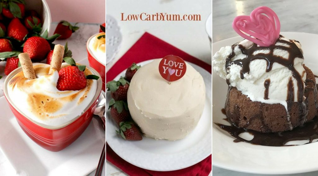 Theresa's Reviews - Valentine's Day Dessert Ideas