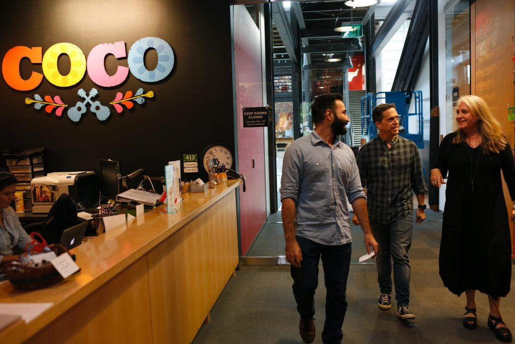 In the 'Paths to Pixar: Coco' bonus feature, you learn about many different Pixar employees and how they followed their heart.