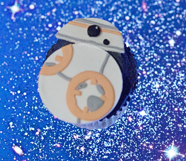BB-8 Cupcakes Theresa's Reviews - 2018 Oscar Party Kids Craft And Recipe Ideas