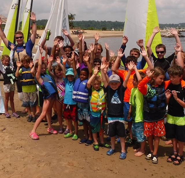 Theresa's Reviews 2018 Maryland Area Camp Guide - PHLAS Sailing Camp (Planet Hope Land And Sea)
