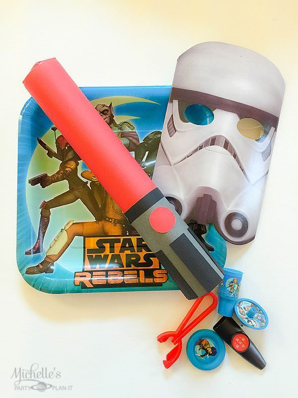 DIY Star Wars Rebels Light Sabers Theresa's Reviews - 2018 Oscar Party Kids Craft And Recipe Ideas