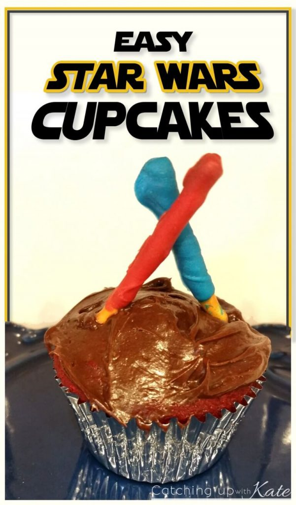 Easy Star Wars Cupcakes Theresa's Reviews - 2018 Oscar Party Kids Craft And Recipe Ideas