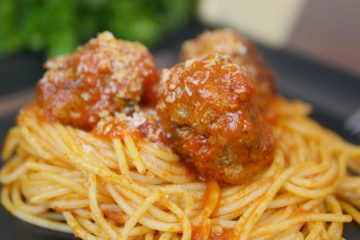 Theresa's Reviews - Our Family's Traditional Sunday Meatball Recipe