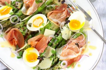 Simple Fresh Spring Recipes With Seasonal Produce - Theresa's Reviews