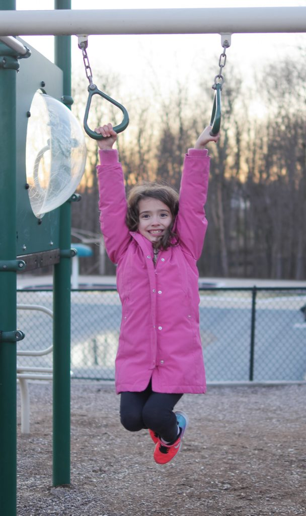 Favorite Springtime Things To Do - Visiting the Playground