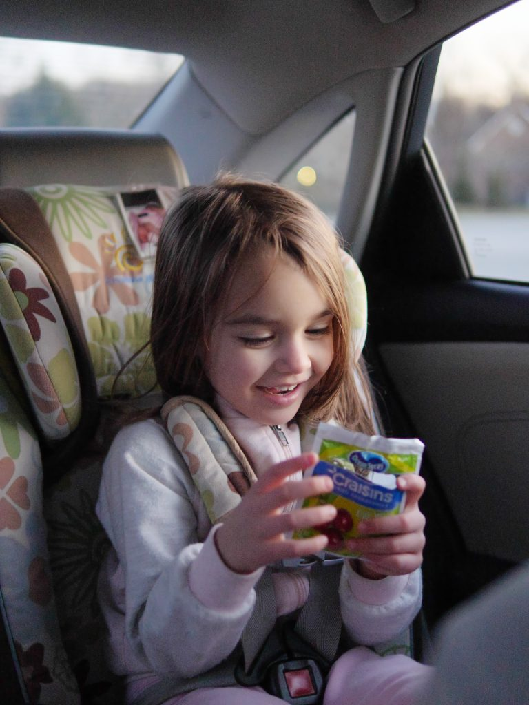 When we are able to find some unscheduled time to head somewhere we can relax together as a family, it's nice to have snacks we can take with us. - Theresa's Reviews