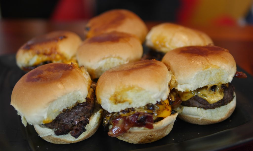 2018 Academy Awards Party - Sliders