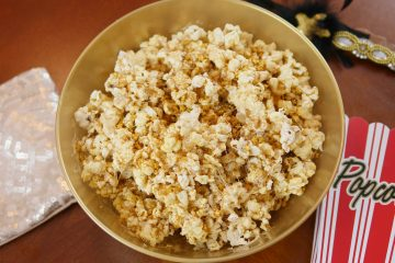 Academy Awards Party Movie Star Popcorn Recipe