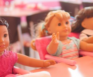 American Girl Cafe & Hair Salon Experience - Theresa's Reviews