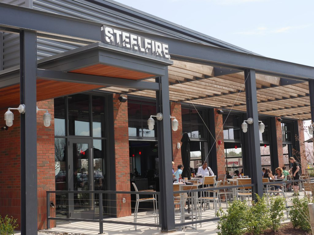 A Week Of Saying Yes More Often - Steelfire Kitchen & Bar - Theresa's Reviews