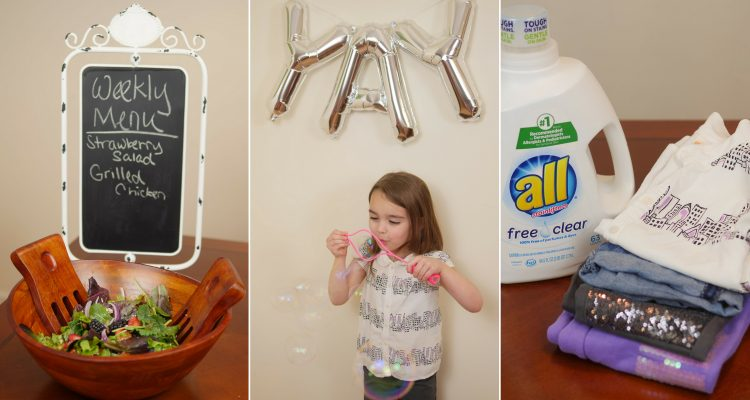 How To Simplify Your Life In 3 Easy Steps - Theresa's Reviews #allfreeclearclean