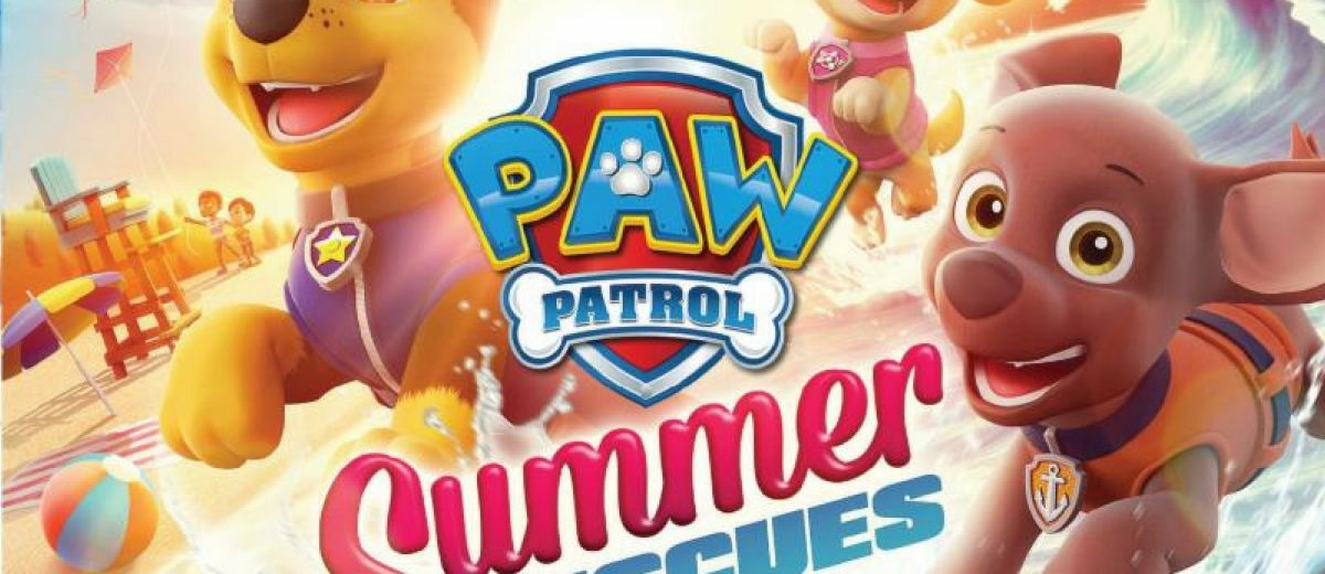 Paw Patrol: Summer Rescues DVD & Giveaway! - Theresa's Reviews
