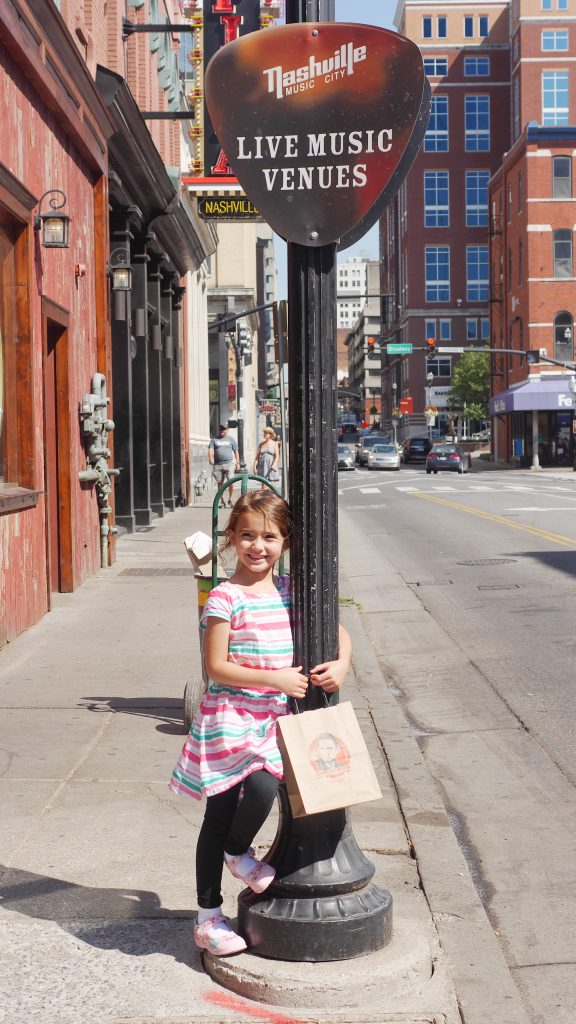 4 Kid-Friendly Places in Downtown Nashville - SouvenirShops on Lower Broadway - Theresa's Reviews