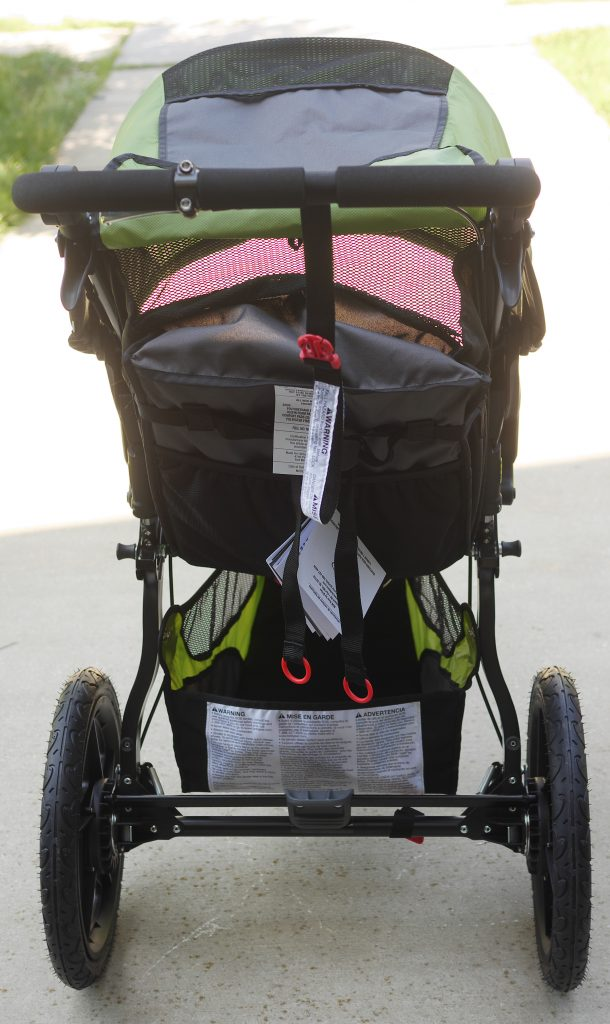 Stroller Fitness: My First Person Experience