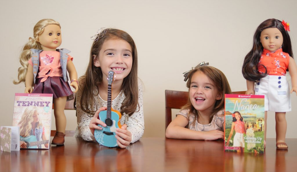 From American Girl, the Tenney and Nanea dolls are two awesome picks for 2017. - Theresa's Reviews 2017 Christmas Gift Guide For Children