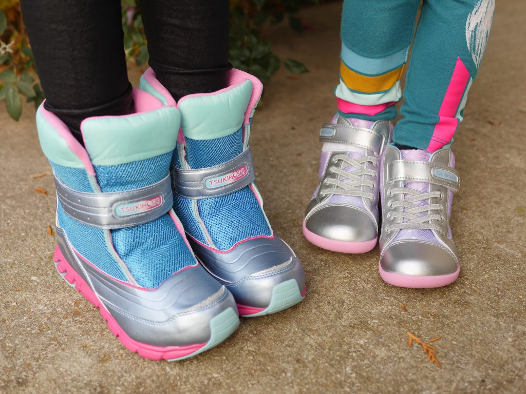 Tsukihoshi shoes and boots have a unique design that children find fun! - Theresa's Reviews 2017 Christmas Gift Guide For Children