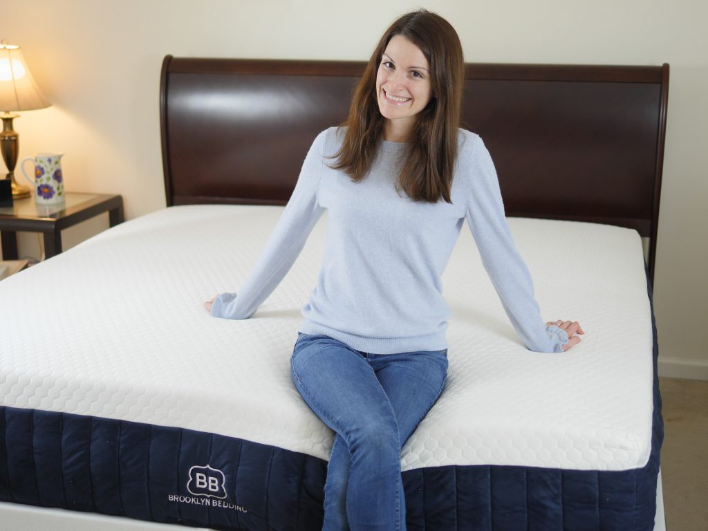 Theresa's Reviews - Brooklyn Aurora King Mattress Review