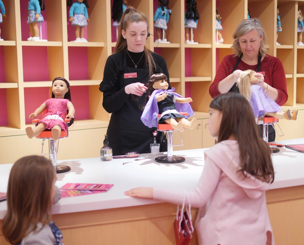 American Girl Doll Salon - Theresa's Reviews