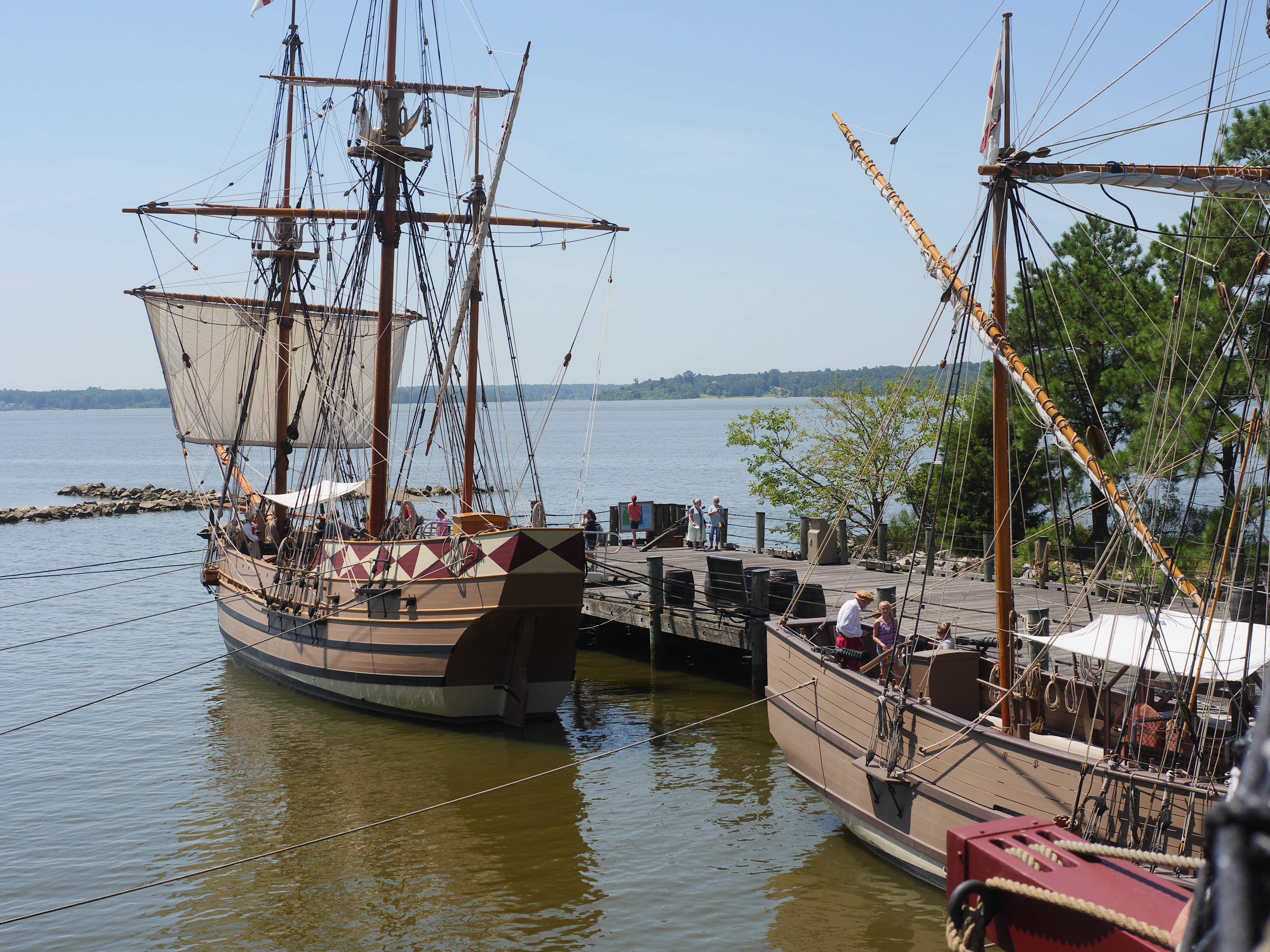 Family Getaway To America's Historic Triangle in Virginia