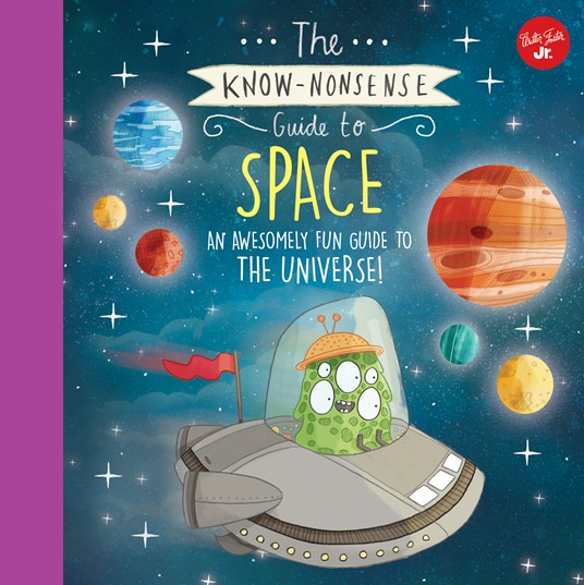 5 Space Books to Inspire Interstellar Imaginations & Giveaway - Theresa's Reviews