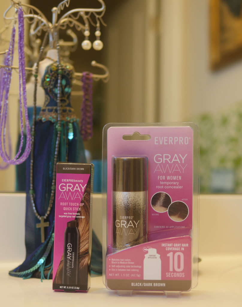 How To Cover Gray Roots In Dark Hair Without Hair Dye - Theresa's Reviews