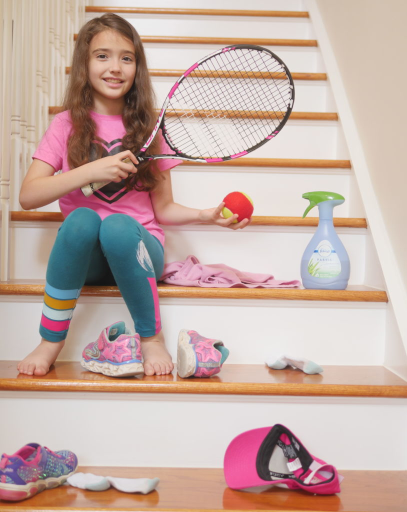 Keeping Children's Sports Gear Clean - Theresa's Reviews