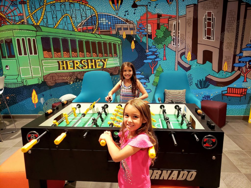 Weekend Family Getaway to Hershey and Harrisburg - Lodging at TRU by Hilton Hershey Chocolate Avenue - Theresa's Reviews