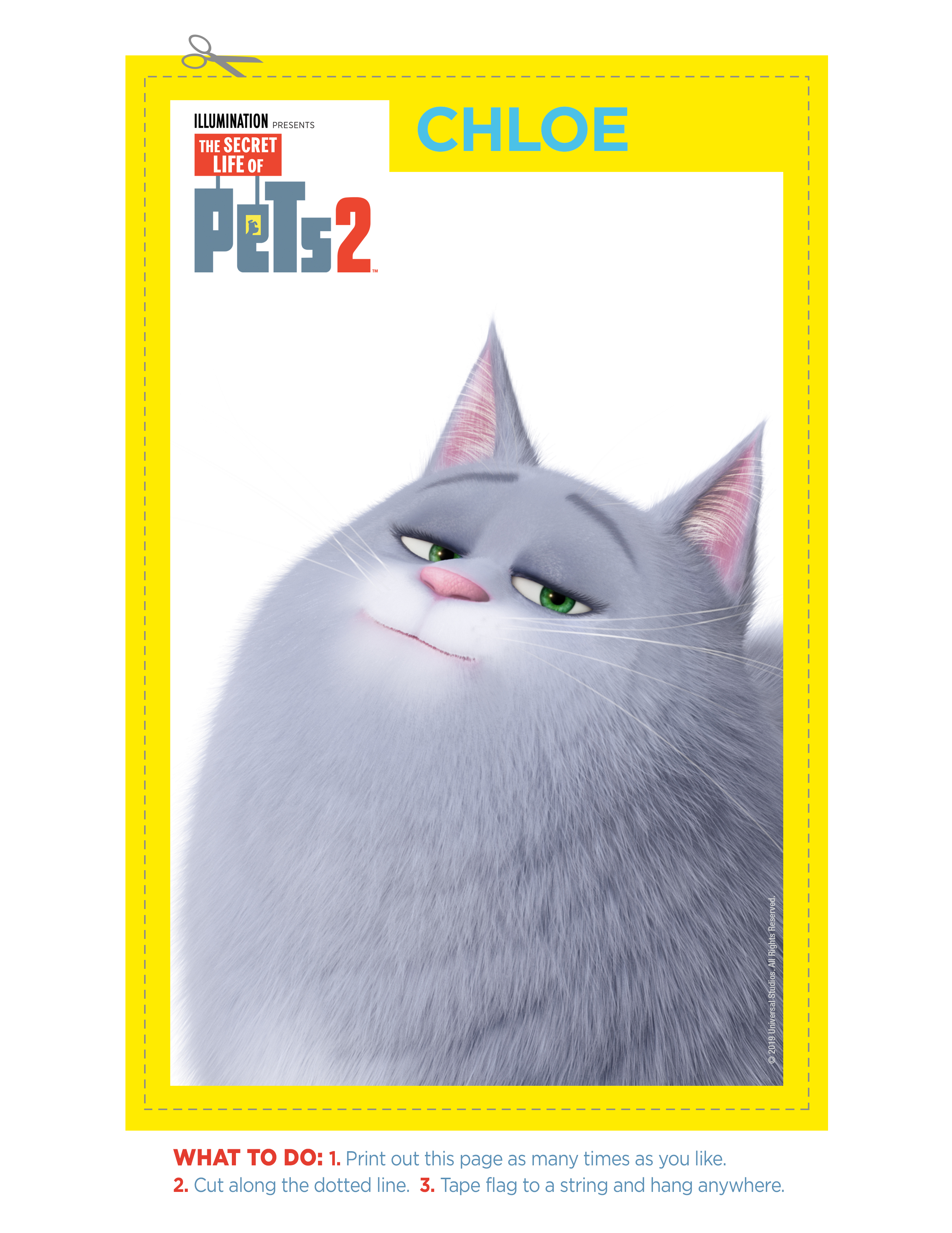 The Secret Life Of Pets 2 20 Free Printable Activities Theresa S Reviews