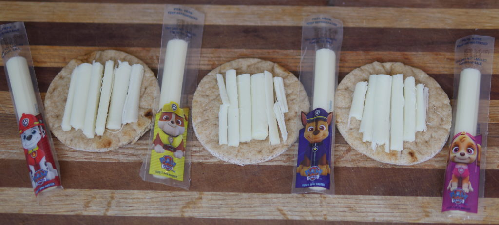 PAW Patrol Puppy Pizza Recipe - Theresa's Reviews