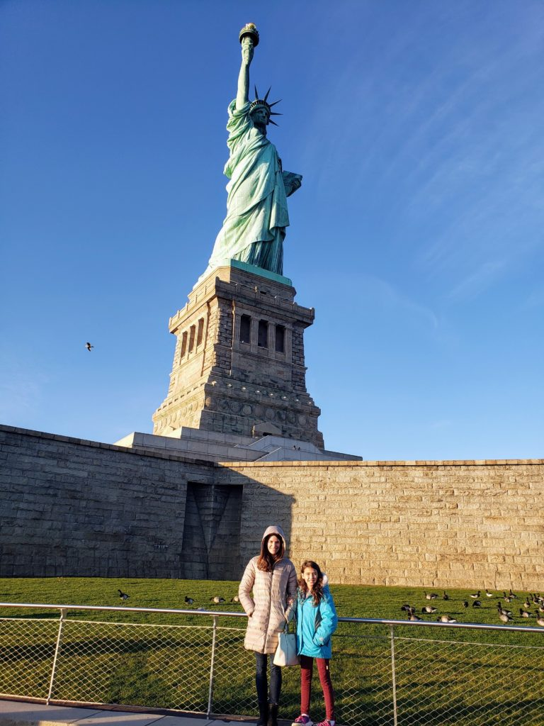 Our Statue of Liberty & Ellis Island Road Trip - Theresa's Reviews