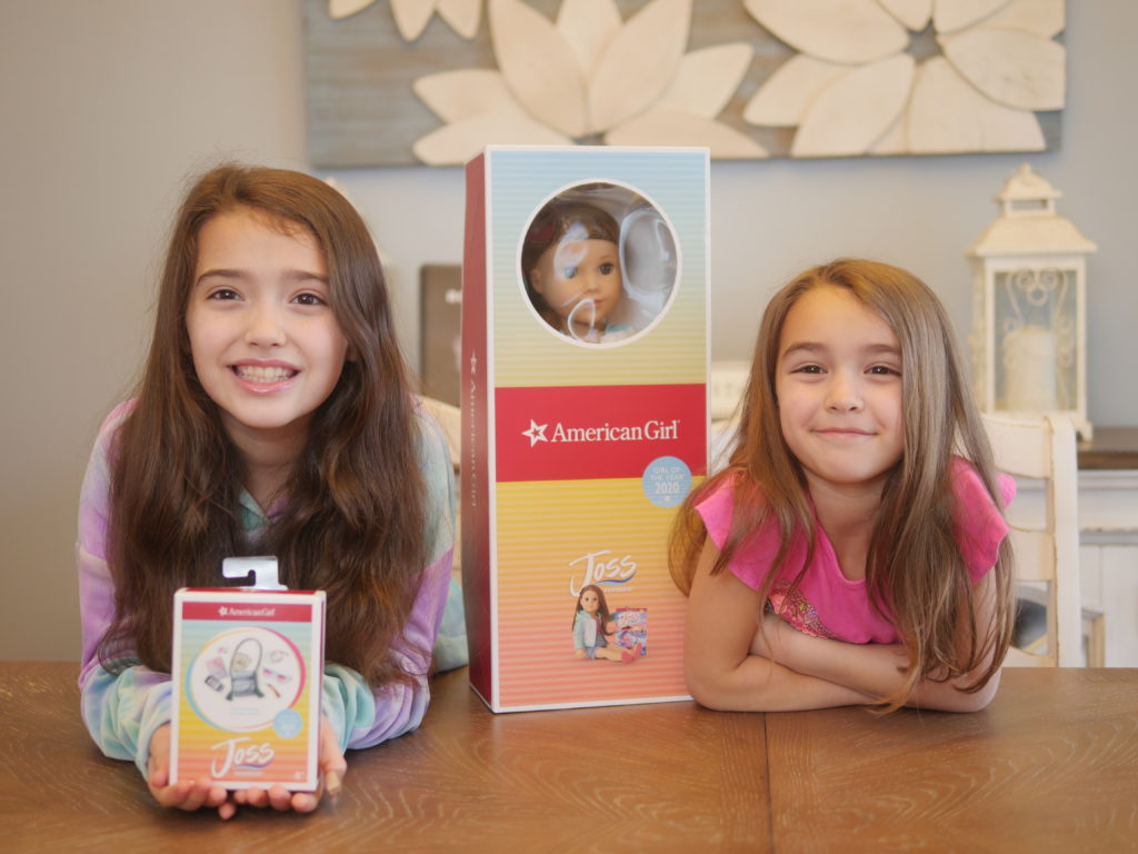 Girl of the Year 2020 Joss Kendrick UNBOXING and GIVEAWAY! - Theresa's Reviews