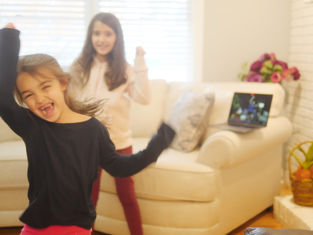 Online Educational Resources for Children Stuck at Home