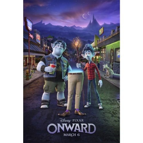 'Onward:' Two Elves Discover the Magic of Brotherhood