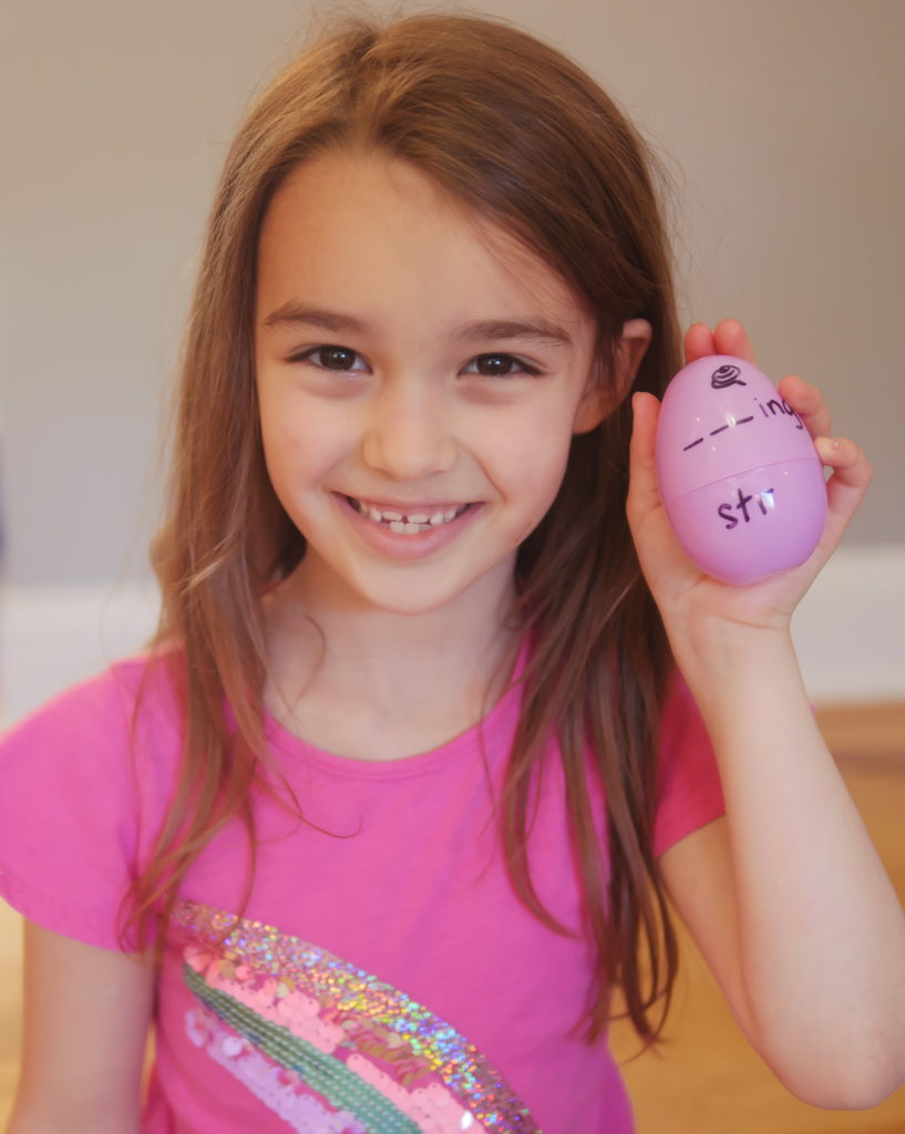 Get EGG-cited for Learning with a Matching Egg Game
