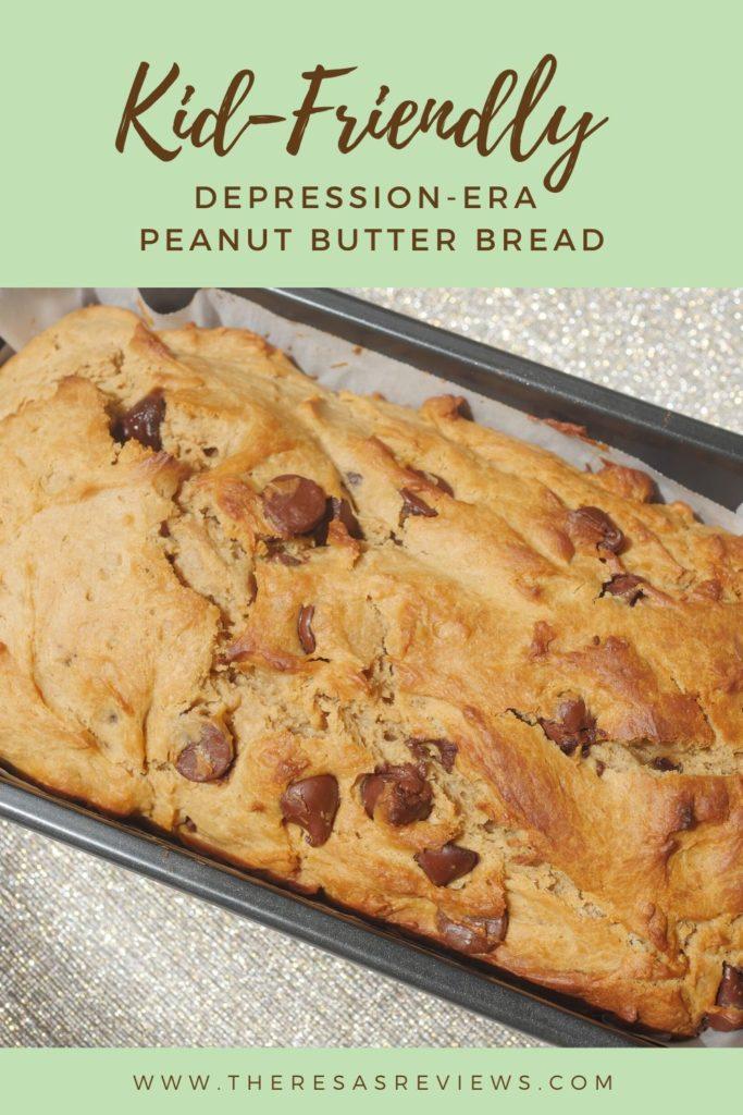 Kid-Friendly Depression-Era Peanut Butter Bread